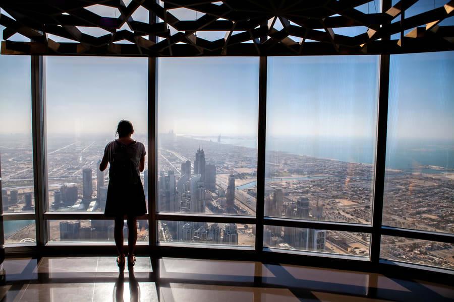 Burj Khalifa Tickets Image