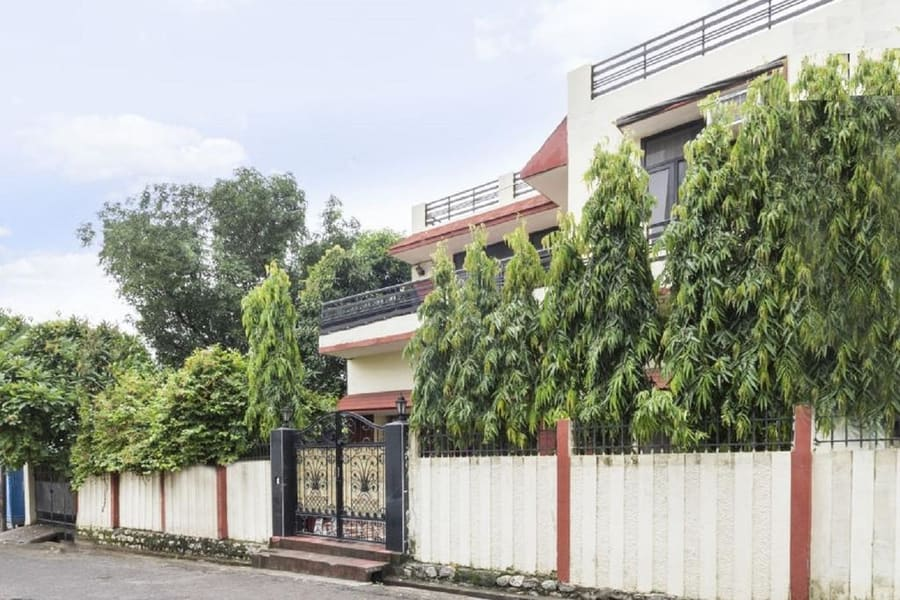 A Quite Hideaway with mountain views in Rishikesh Image