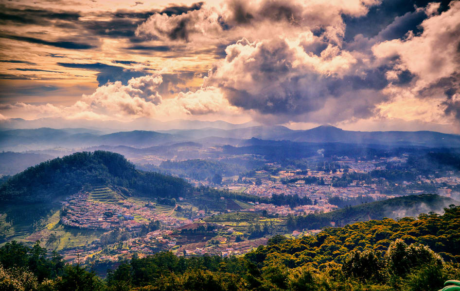 Mysore Ooty Coorg Package Image