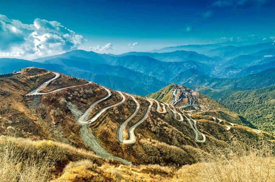 Silk Route Tour Image