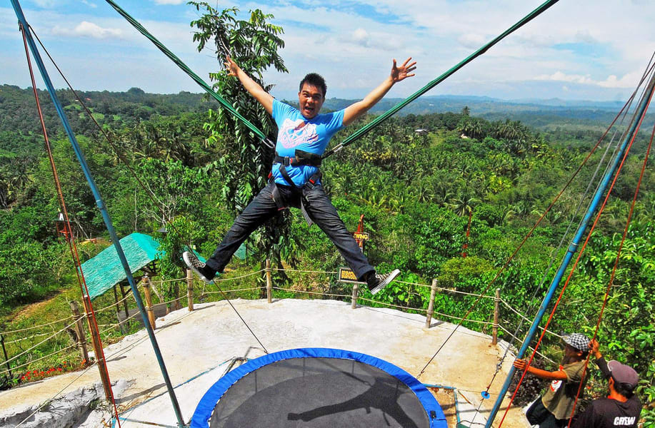 Trampoline Bungee Jumping in Chennai Image