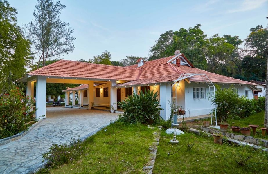 A Secluded Stay Amidst Lush Greens In Sakleshpur Image