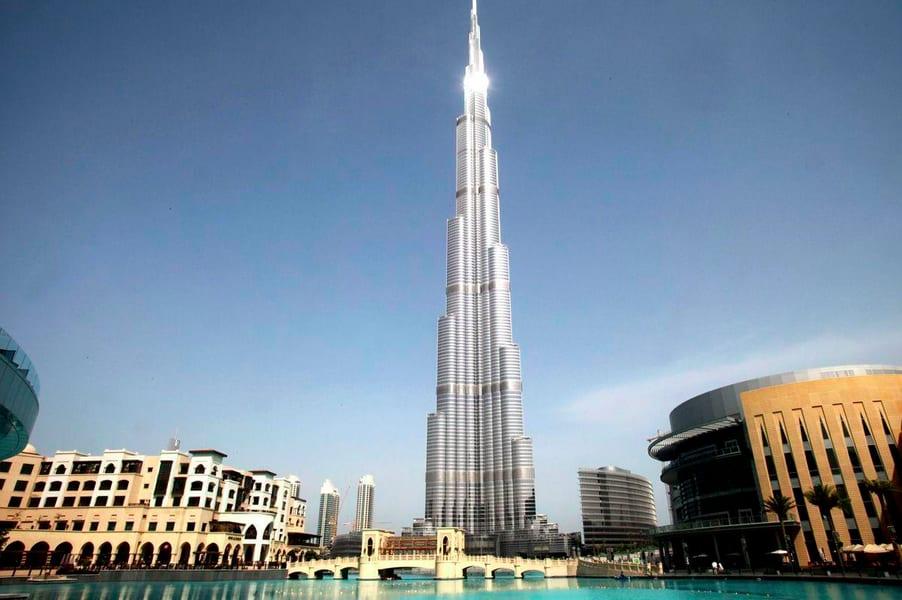 Dubai City Tour And Desert Safari Image