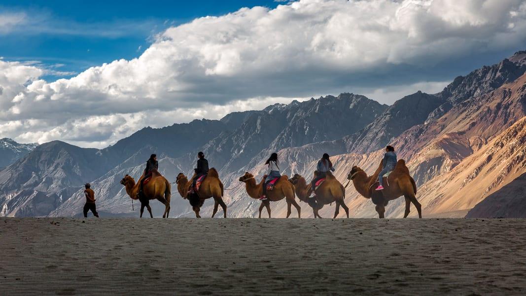 Manali Leh Srinagar Tour With Hanle & Tsomoriri Image