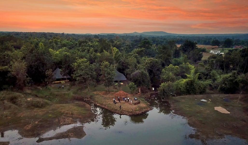 Tadoba Jungle Camp Image