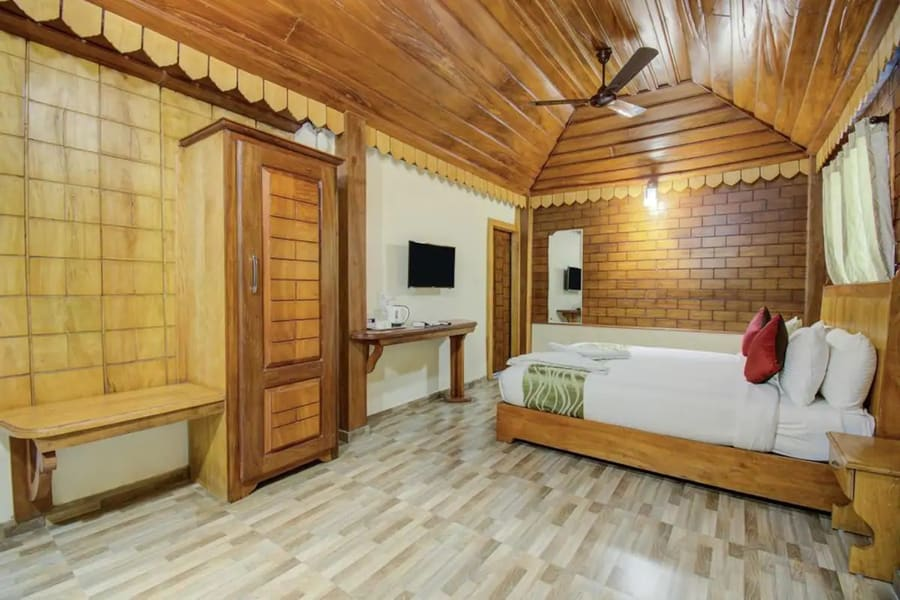 Private Nature Cottages Into The Woods, Coorg Image