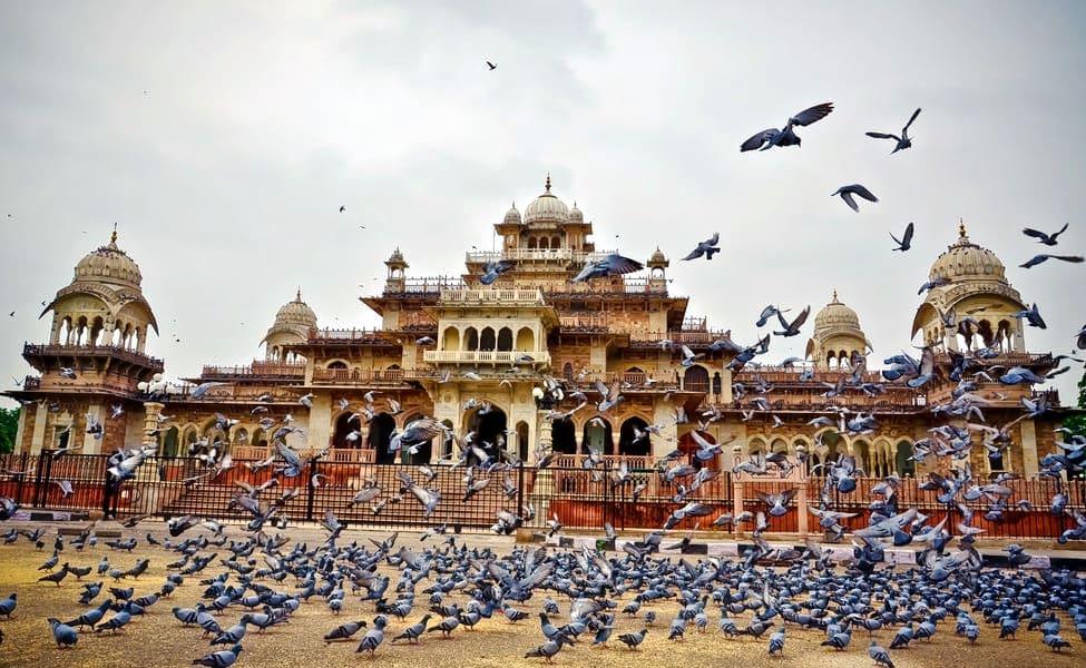 Jaipur Jodhpur Jaisalmer Tour Package Image