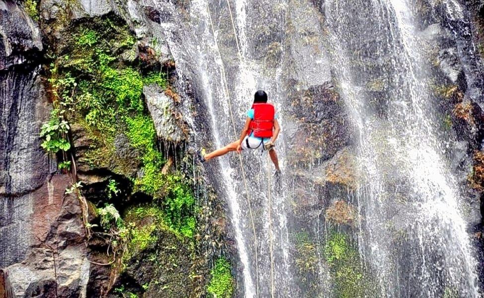 Waterfall Rappelling Kolad Image