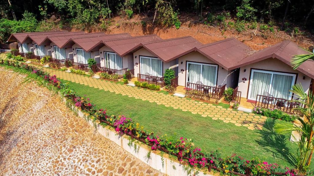 Stone Wood Nature Resort Image
