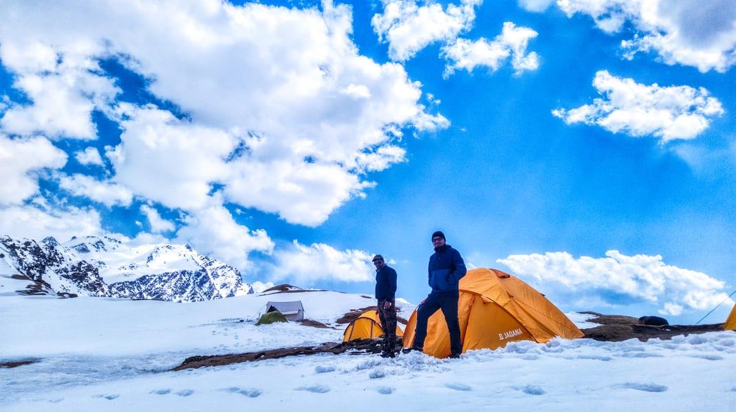 Sar Pass Trek Image