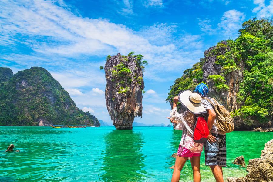 4 Days Relaxing Honeymoon in Phuket Image