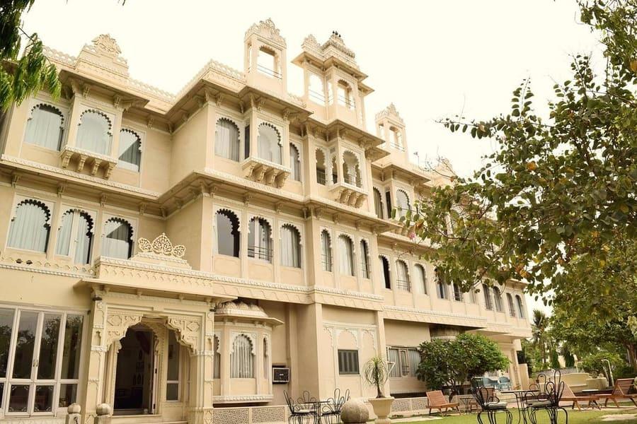 Rampratap Palace Image