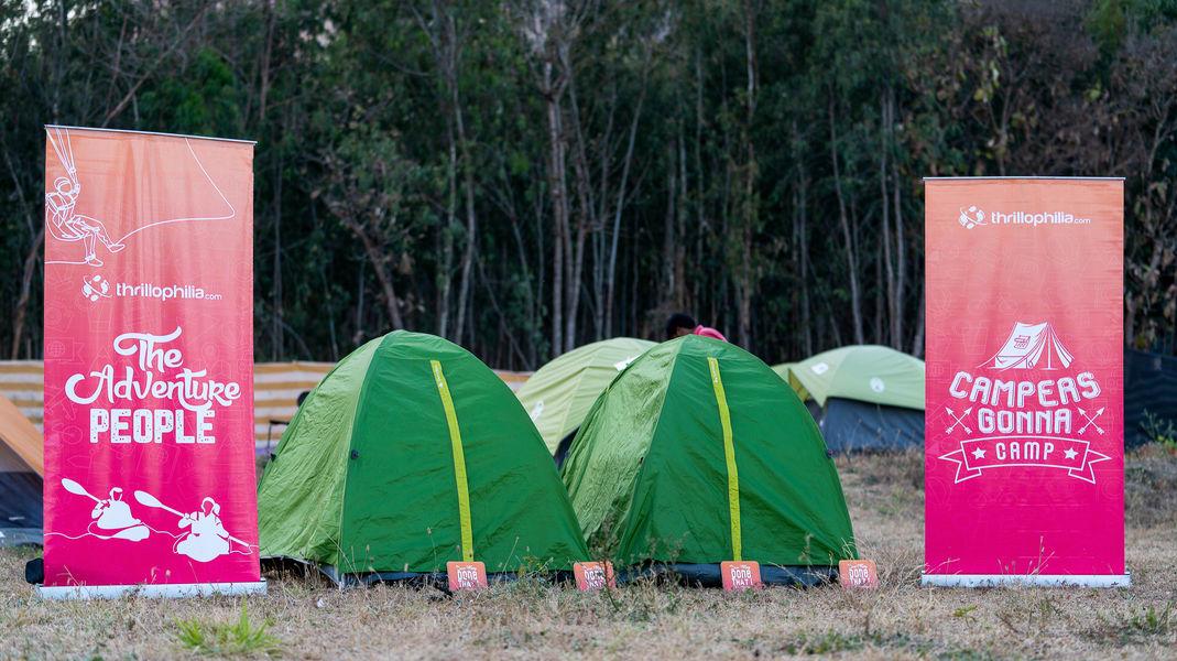 Nandi Hills Drive in Camp Image