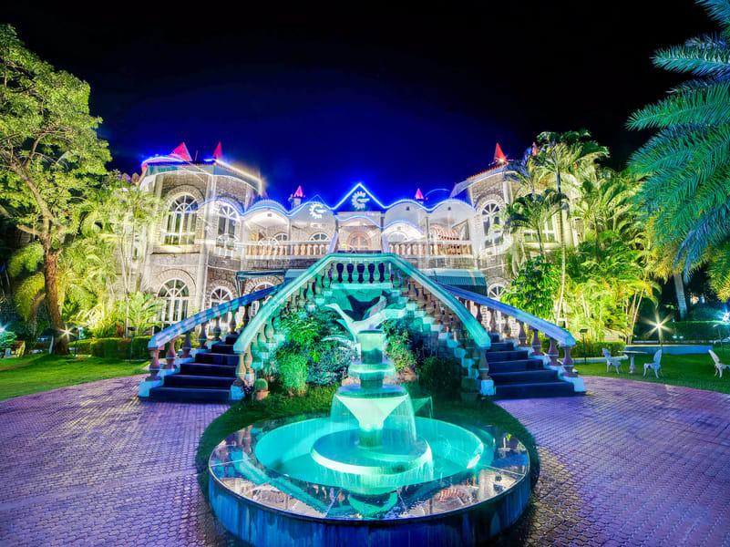 Celebrity Resort Image