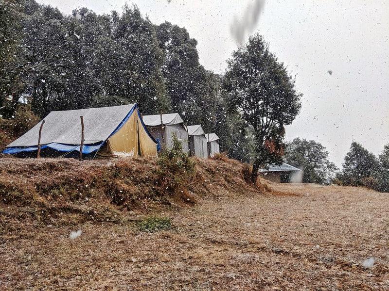 Bir Billing Camping And Paragliding Image