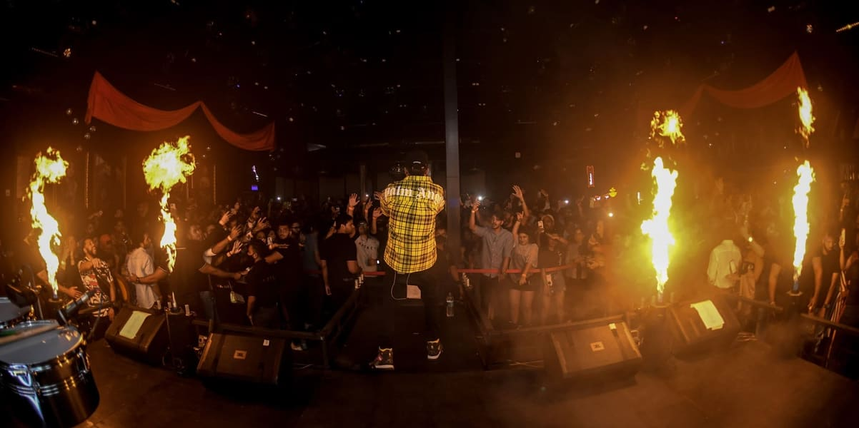 Hammerzz Nightclub, Goa Image