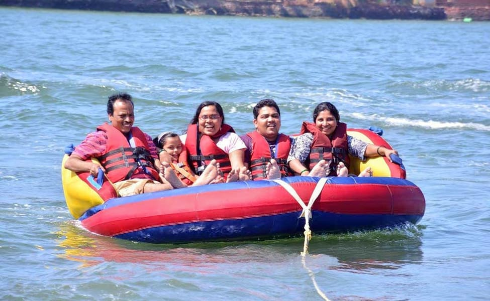 Anjuna Beach Water Sports Image