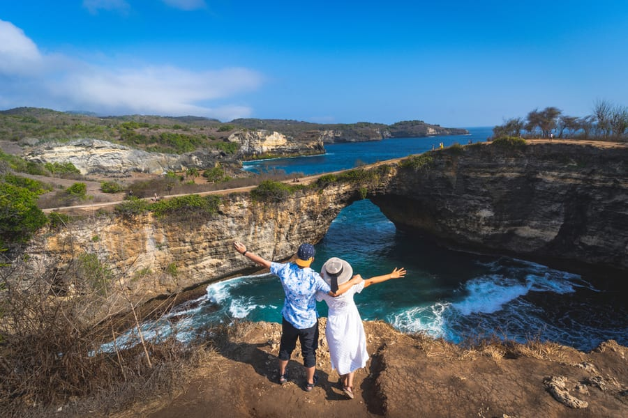 Romantic Bali Honeymoon Tour Package For 7 Days Image
