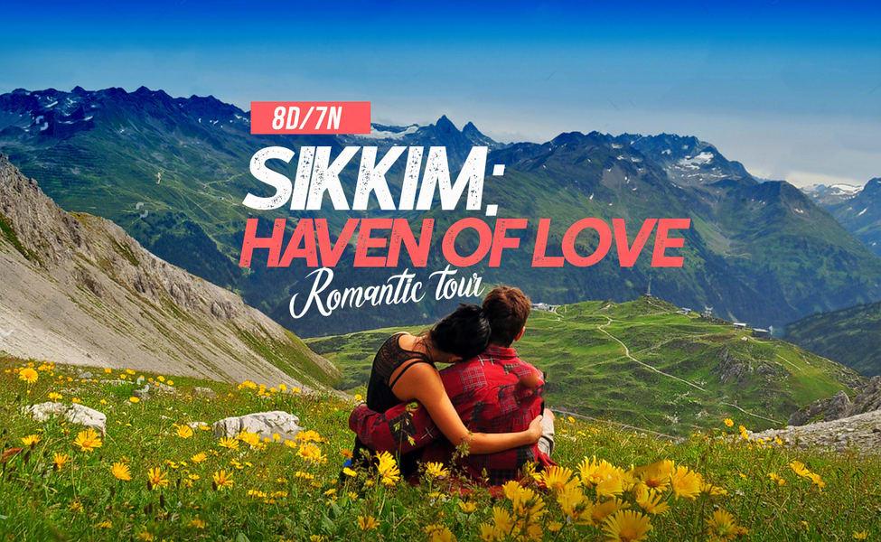 8 Days Romantic Tour Of Gangtok Image