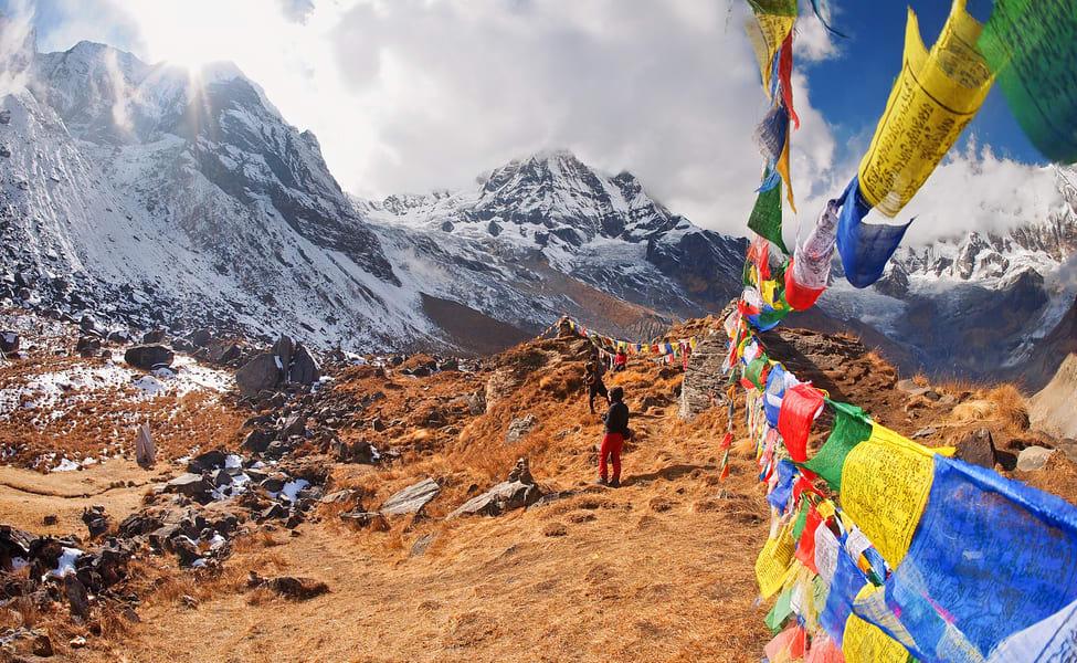 Annapurna Base Camp Trek Image