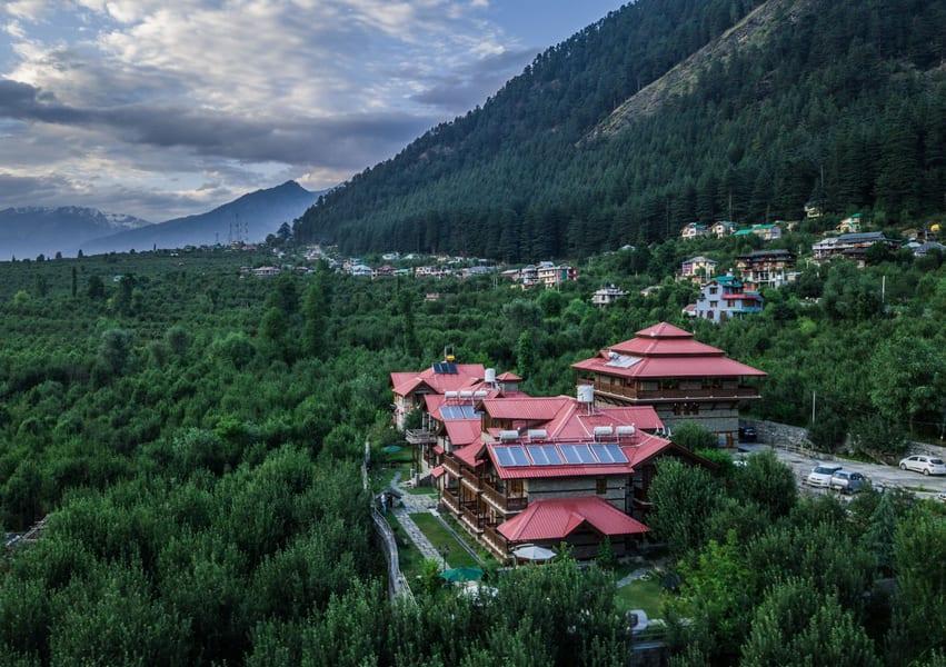 Shivadya Resort & Spa Image
