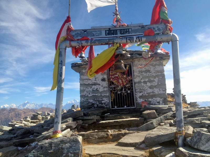 Chopta Chandrashila Trek from Delhi Image
