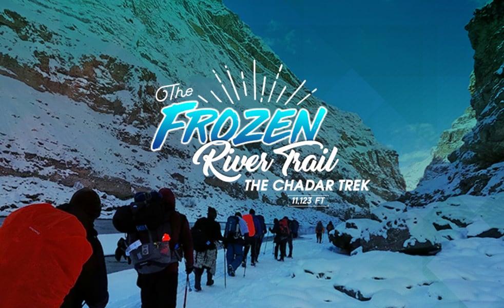 Chadar Trek Image