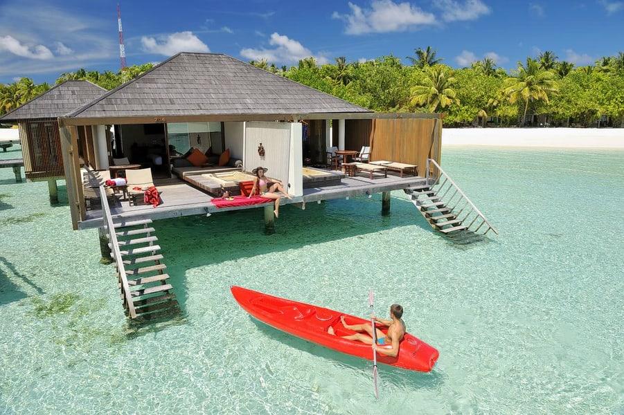 Paradise Island Resort Maldives Image