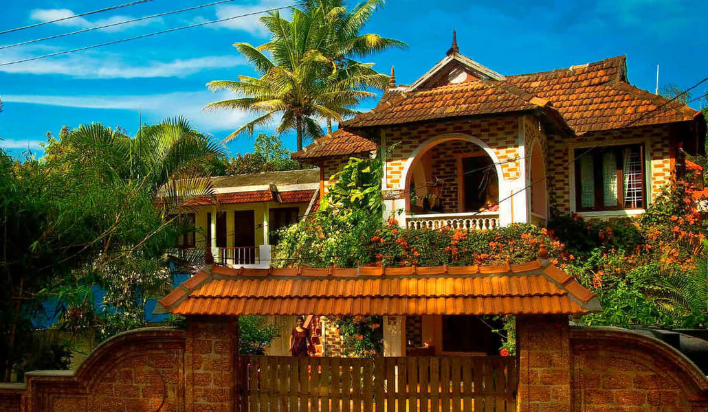 Heritage Homestay in the Lush Green Forests of Thekkady Image