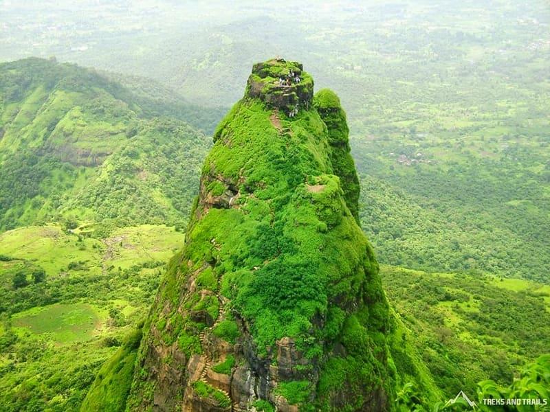 Kalavantin Durg Trek Image