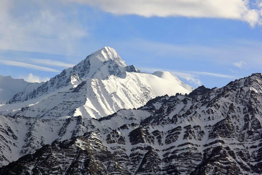 Stok Kangri Trek Image