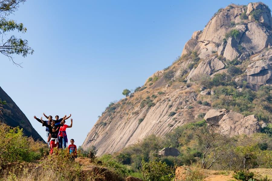 Ramanagara Adventure Camp Image