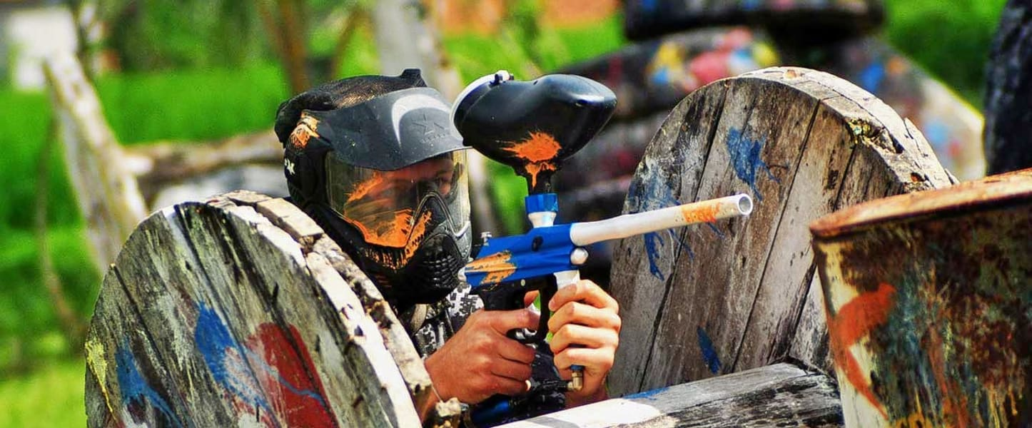 Paintball in Bali Image