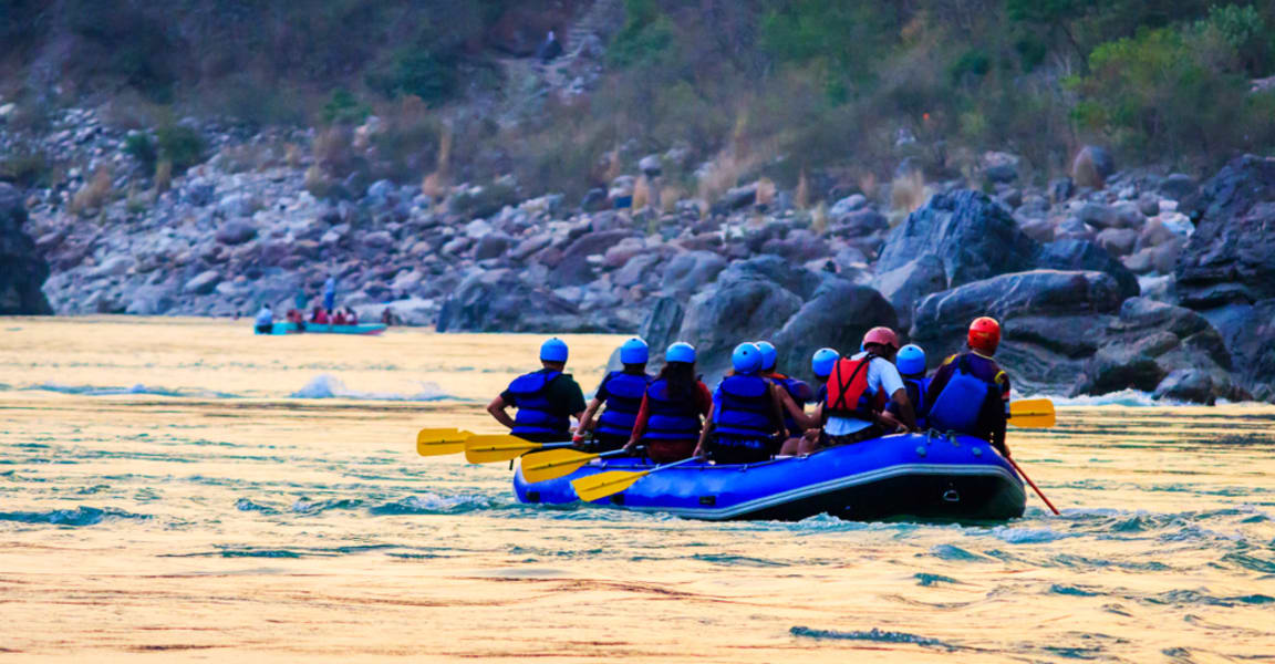 Adventure Day Out In Kolad Image