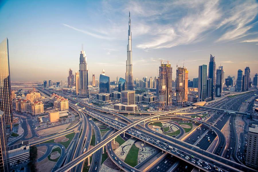 Cheap Dubai Package Image