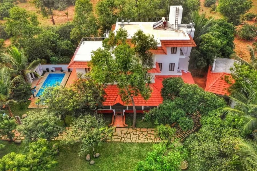 A Surreal Stay Amidst The Lush Greens In Pondicherry Image