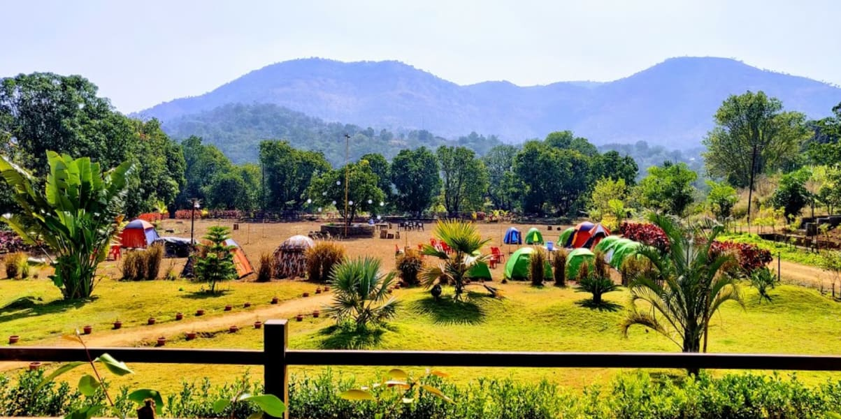 Farm Camping Experience In Pune Image