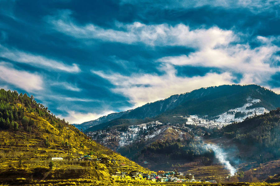 Kinnaur & Chanshal Valley Tour Image