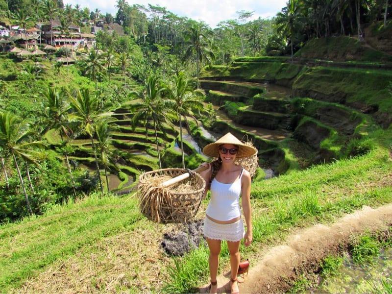 Ubud Walking Tour Image