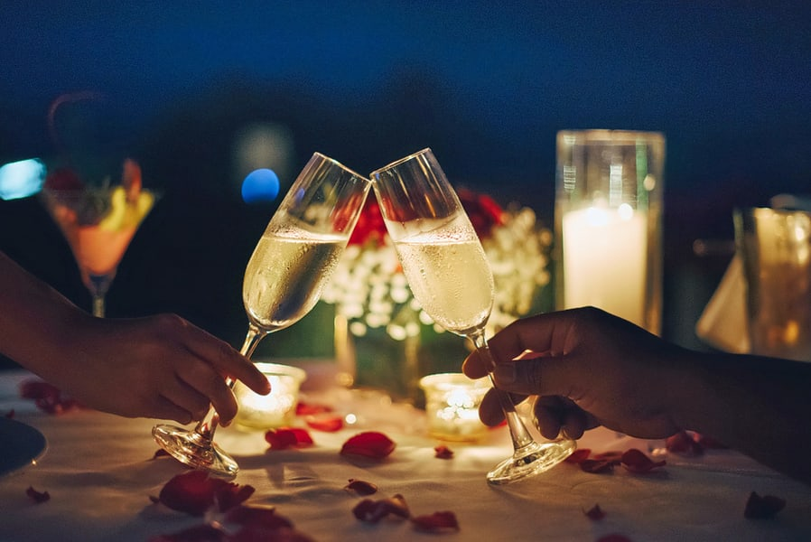 Candle Light Dinner In Ooty Image