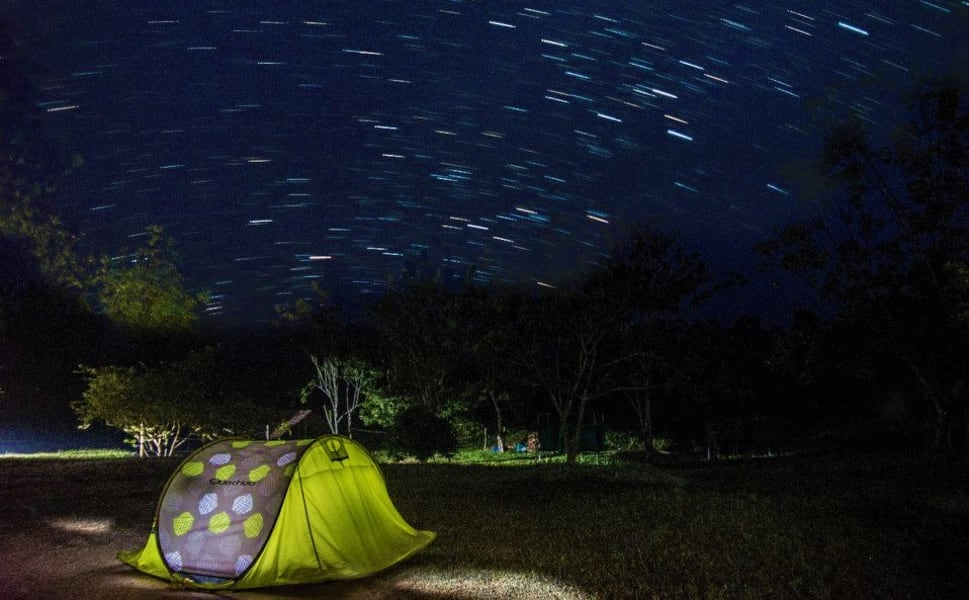Camping In Coorg  Image