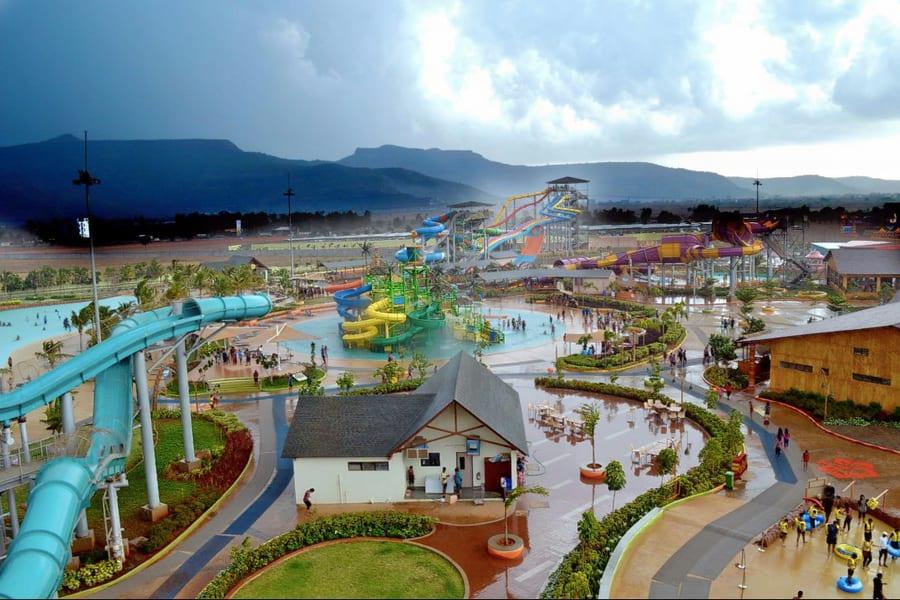 Wet N Joy Water Park Image
