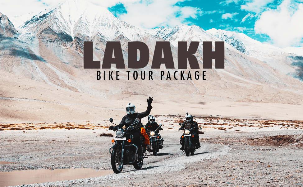 Leh Ladakh Bike Trip Image
