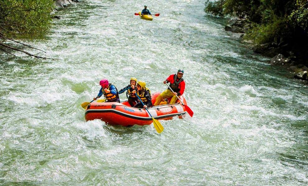 River Rafting Near Mysore Image