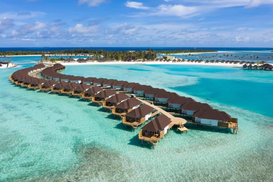 Olhuveli Beach & Spa Resort Maldives Image
