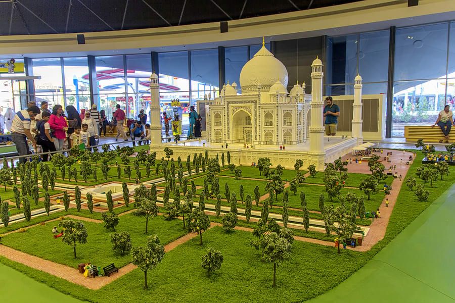 Legoland Dubai Tickets Image