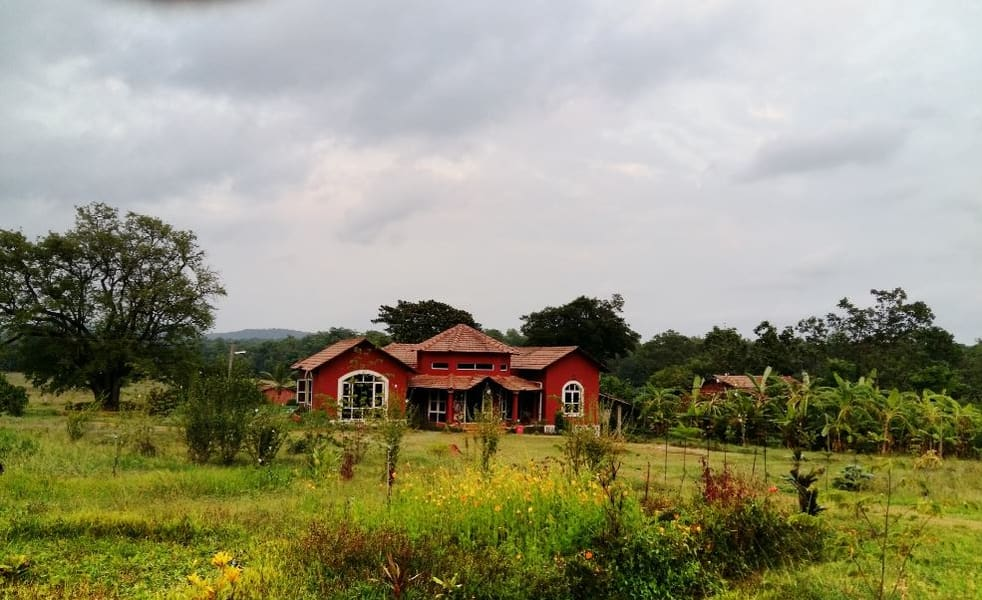 A Wild Vacation Retreat Tucked in Dandeli Forests Image