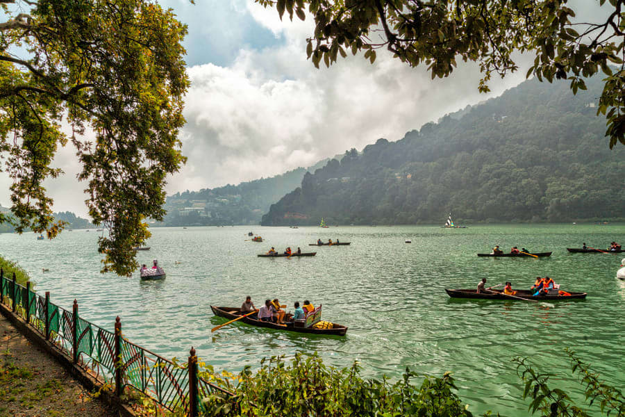 Nainital Kausani Tour Package With Corbett Image