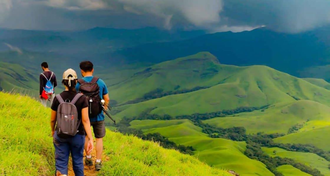 Kodachadri Trek Image
