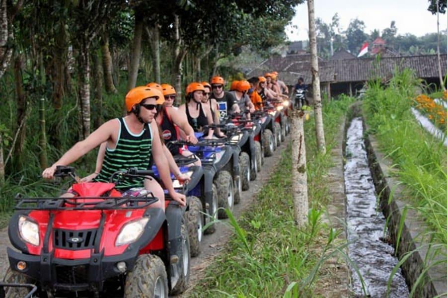Atv Ride In Bali Image